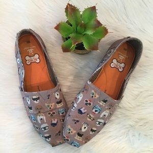 ✨SOLD✨ Bobs Best Friends Dog Loafers, 8.5